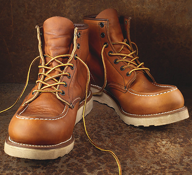 Red Wing Boots | I like Vans ....