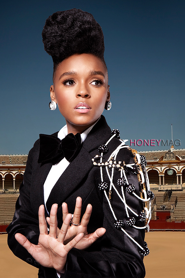 janelle monae natural hair styles janelle monae covers honey magazine i like vans 2833 | janellem schechter06